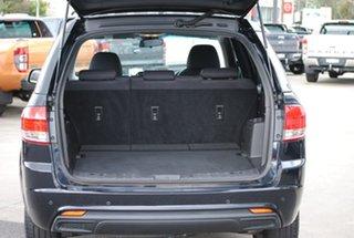 2016 Ford Territory SZ MkII TX Seq Sport Shift Black 6 Speed Sports Automatic Wagon