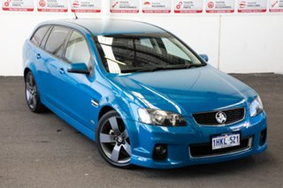 2012 Holden Commodore VE II MY12.5 SV6 Z-Series 6 Speed Automatic Sportswagon.