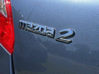 2013 Mazda 2 DE10Y2 MY14 Neo Sport Blue 5 Speed Manual Hatchback.