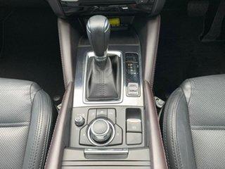 2015 Mazda 6 GJ Series 2 Atenza White Sports Automatic Sedan