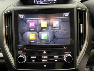 2016 Subaru Impreza G5 MY17 2.0i-L CVT AWD Red 7 Speed Constant Variable Sedan