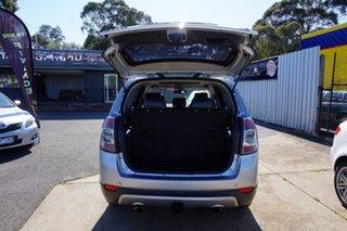 2012 Holden Captiva CG Series II 7 AWD LX Nitrate 6 Speed Sports Automatic Wagon