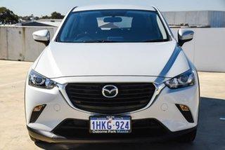 2015 Mazda CX-3 DK2W7A Neo SKYACTIV-Drive White 6 Speed Sports Automatic Wagon