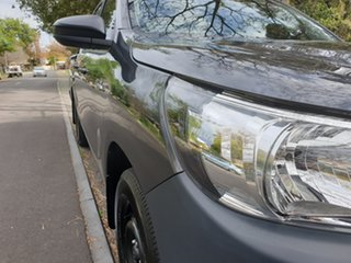 2020 Toyota Hilux TGN121R Workmate Double Cab 4x2 Grey 6 Speed Sports Automatic Utility.