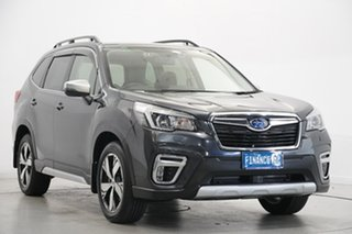 2018 Subaru Forester S5 MY19 2.5i-S CVT AWD Grey 7 Speed Constant Variable Wagon