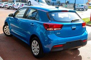 2021 Kia Rio YB MY22 S Blue 6 Speed Automatic Hatchback