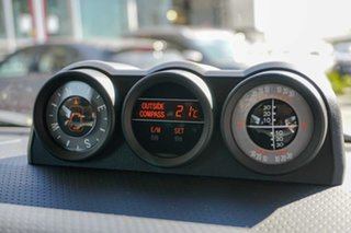 2015 Toyota FJ Cruiser GSJ15R MY14 Grey 5 Speed Automatic Wagon