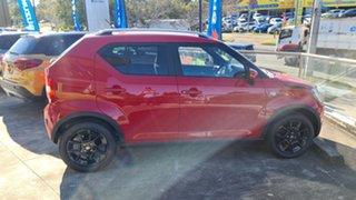 2021 Suzuki Ignis IGNIS1 IGNIS GLX AUTO Fervent Red Hatchback