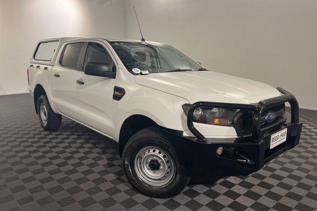 Used Ford Ranger PX XL Acacia Ridge, 2016 Ford Ranger PX XL White 6 speed Automatic Utility
