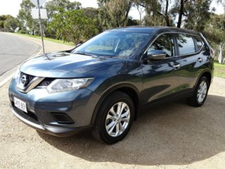 2014 Nissan X-Trail T32 ST X-tronic 2WD Blue 7 Speed Constant Variable Wagon.