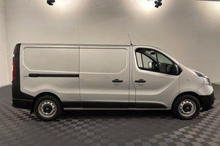 2019 Renault Trafic X82 103KW Low Roof LWB Silver 6 speed Manual Van