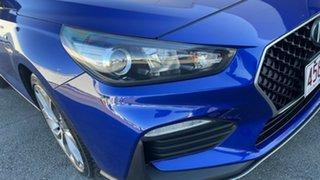 2019 Hyundai i30 PD.3 MY19 N Line D-CT Yp5 7 Speed Sports Automatic Dual Clutch Hatchback.