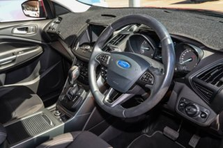 2018 Ford Escape ZG 2018.00MY Trend Red 6 Speed Sports Automatic Dual Clutch SUV