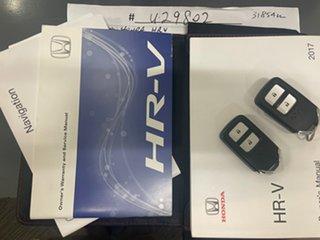 2018 Honda HR-V MY17 VTi-S Taffeta White 1 Speed Constant Variable Hatchback.