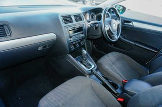 2014 Volkswagen Jetta 1B MY14 118TSI DSG White 7 Speed Sports Automatic Dual Clutch Sedan