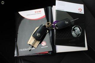 2013 Holden Commodore VF MY14 SV6 Sportwagon White 6 Speed Sports Automatic Wagon