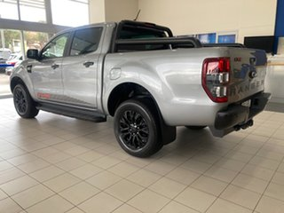 2021 Ford Ranger PX MkIII 2021.75MY FX4 Aluminium 6 Speed Manual Double Cab Pick Up