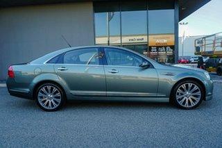 2014 Holden Caprice WN MY14 V Grey 6 Speed Sports Automatic Sedan.