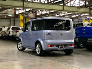 2003 Nissan Cube BZ11 White 4 Speed Automatic Wagon