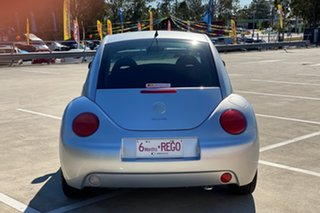 2001 Volkswagen Beetle Ikon Silver 4 Speed Auto Active Select Coupe