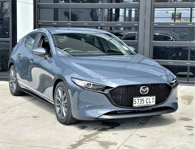 Demo Mazda 3 BP2H7A G20 SKYACTIV-Drive Evolve Edwardstown, 2021 Mazda 3 G20 SKYACTIV-Drive Evolve Hatchback