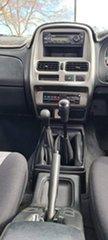 2009 Nissan Navara D22 MY08 ST-R (4x4) White 5 Speed Manual Dual Cab Pick-up