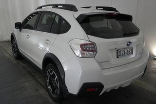 2016 Subaru XV G4X MY17 2.0i AWD White 6 Speed Manual Wagon