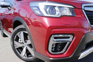 2019 Subaru Forester S5 MY20 2.5i-S CVT AWD Crimson 7 Speed Constant Variable Wagon.