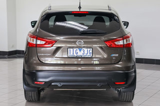 2016 Nissan Qashqai J11 ST Brown 1 Speed Constant Variable Wagon