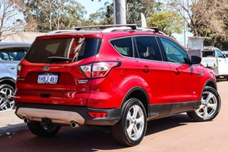 2018 Ford Escape ZG 2018.00MY Trend Red 6 Speed Sports Automatic Dual Clutch SUV.