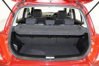 2013 Suzuki Swift FZ RE2 Red 4 Speed Automatic Hatchback