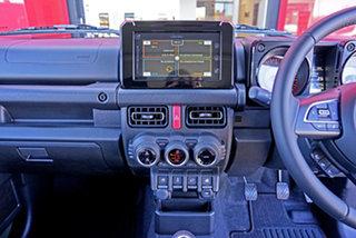 2021 Suzuki Jimny JB74 GLX Green 5 Speed Manual Hardtop