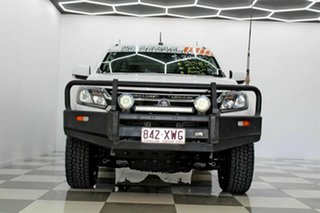 2018 Holden Colorado RG MY18 LS (4x4) White 6 Speed Automatic Crew Cab Chassis