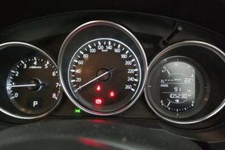 2018 Mazda CX-5 KF4WLA Maxx SKYACTIV-Drive i-ACTIV AWD Sport White 6 Speed Sports Automatic Wagon