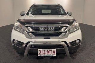 2016 Isuzu MU-X MY15.5 LS-T Rev-Tronic White 5 speed Automatic Wagon.