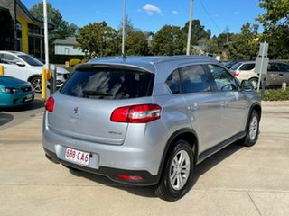 2012 Peugeot 4008 MY12 Active 2WD Silver 6 Speed Constant Variable Wagon