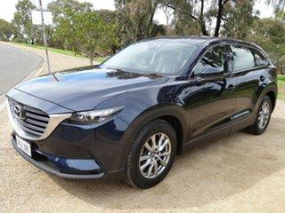 2016 Mazda CX-9 TC Touring SKYACTIV-Drive Blue 6 Speed Sports Automatic Wagon.