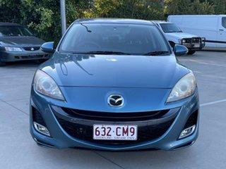 2009 Mazda 3 BL10L1 SP25 Activematic Blue 5 Speed Sports Automatic Sedan
