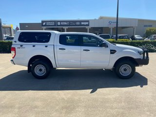 2015 Ford Ranger PX XL Hi-Rider White/291015 6 Speed Sports Automatic Utility.