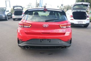 2021 Hyundai i30 Pde.v4 MY22 N D-CT Engine Red 8 Speed Sports Automatic Dual Clutch Hatchback