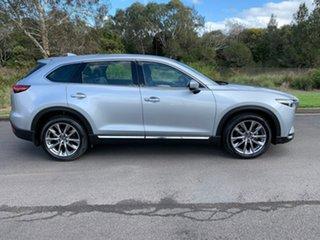 2017 Mazda CX-9 TC AZAMI Silver Sports Automatic Wagon
