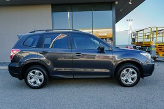 2014 Subaru Forester S4 MY14 2.5i Lineartronic AWD Grey 6 Speed Constant Variable Wagon.