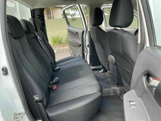 2018 Isuzu D-MAX MY18 SX White 6 Speed Automatic Dual Cab