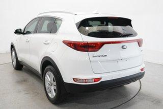 2018 Kia Sportage QL MY18 Si AWD White 6 Speed Sports Automatic Wagon.
