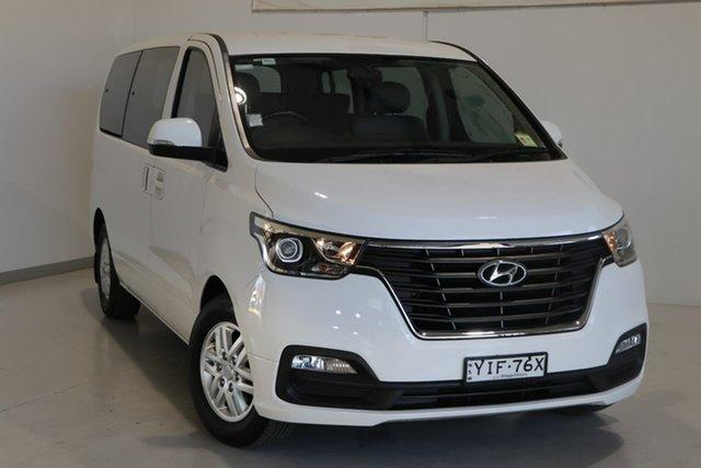 Used Hyundai iMAX TQ4 MY19 Active Wagga Wagga, 2018 Hyundai iMAX TQ4 MY19 Active White 5 Speed Automatic Wagon