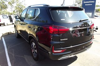 2021 Ssangyong Rexton Y450 MY21 ELX Black 8 Speed Sports Automatic Wagon.