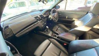 2008 BMW 120i E88 120i Silver 6 Speed Automatic Convertible