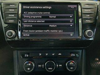 2016 Skoda Superb NP MY16 162TSI DSG White 6 Speed Sports Automatic Dual Clutch Wagon