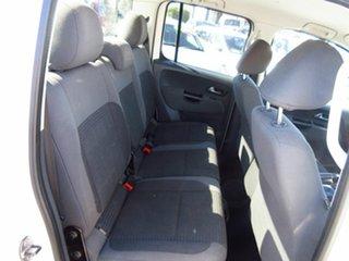 2012 Volkswagen Amarok 2H MY12.5 TDI420 (4x4) White 8 Speed Automatic Dual Cab Utility