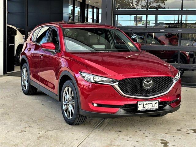 Demo Mazda CX-5 KF4WLA Akera SKYACTIV-Drive i-ACTIV AWD Edwardstown, 2021 Mazda CX-5 Akera SKYACTIV-Drive i-ACTIV AWD Wagon